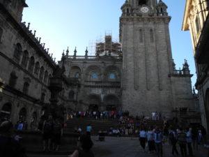 Church Santiago de Compotela